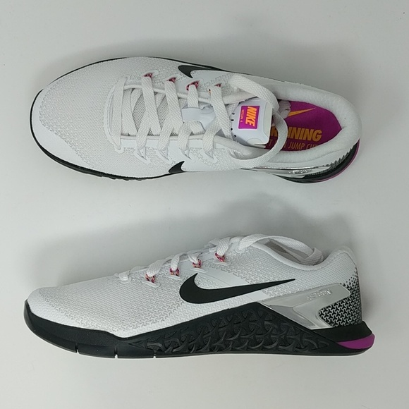 6ef88535859d45 Nike Metcon 4 Womens Crossfit Workout Shoes New